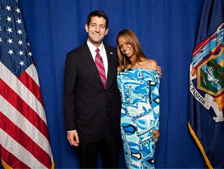 Illustration for article titled Stacey Dash and Paul Ryan: BFFs 4evs ~*LYLAS *~