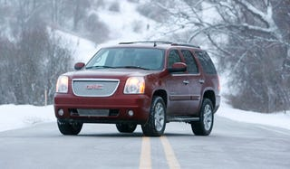 Illustration for article titled 2008 GMC Yukon Denali, Part One