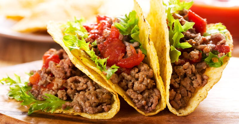 Illustration for article titled Leaning Taco