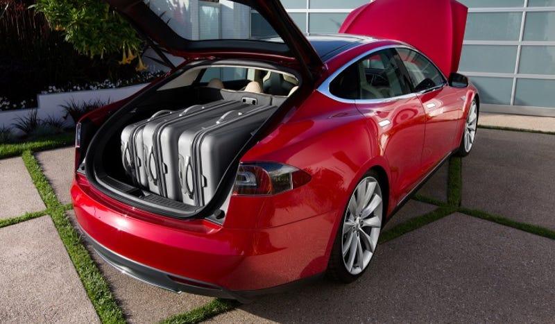 Photo credit: Tesla Motors