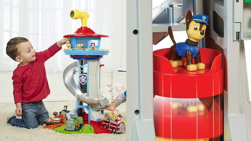 Paw Patrol My Size Lookout Tower | $70 | Walmart | Also at Amazon