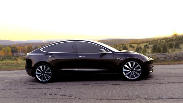 Redditor's Tesla Model 3 Crash Prompts Safety Changes From Elon Musk