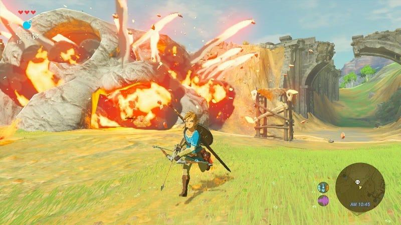 The Legend of Zelda Breath of the Wild [Digital] | $45 | Amazon