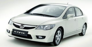 Illustration for article titled Honda To Reveal Civic Hybrid, i-DTEC Gearbox Alongside New Insight In Paris