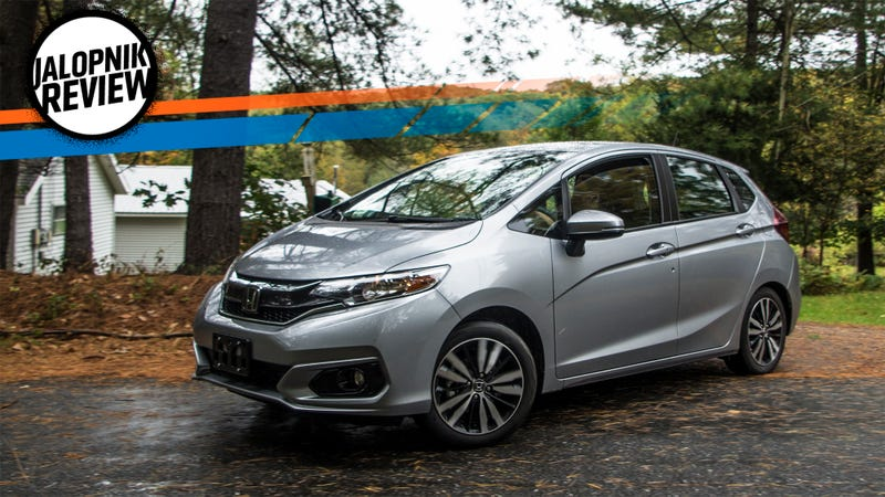The 2018 Honda Fit Just Works