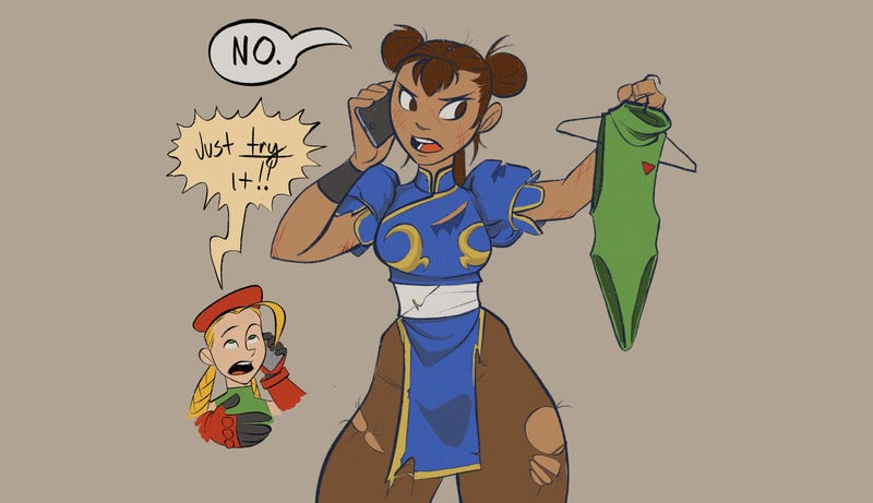 Illustration for article titled Stick To Cammy, Cammy