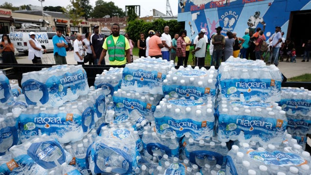 Newark Residents Win Drinking Water Protections in New Settlement