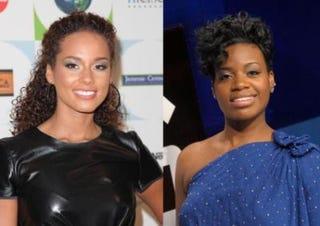 Illustration for article titled Alicia Keys vs. Fantasia Barrino