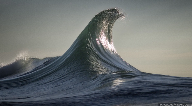 These GIFs of Endlessly Looping Waves Will Soothe Your Soul