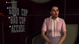 Illustration for article titled The L.A. Noire Remaster's New Dialogue System Isn't Specific Enough