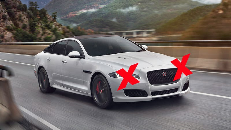 Dead for Now: Jaguar XJ