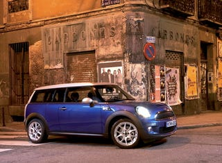 Illustration for article titled Mini Sold Out In U.S., Reports AutoWeek
