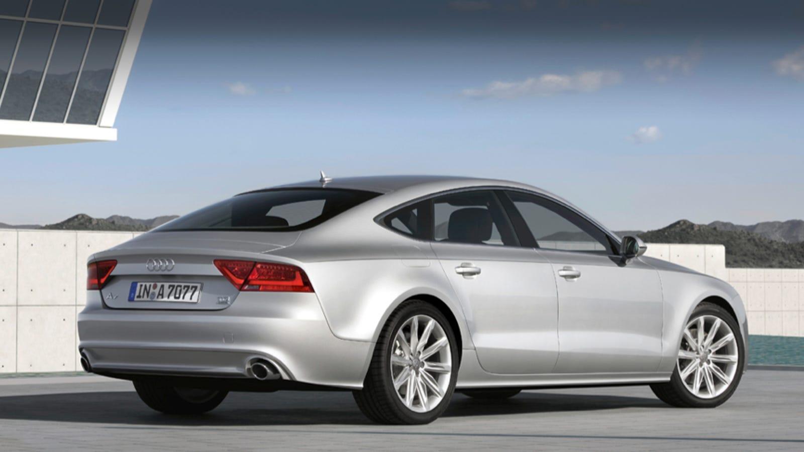 Image Result For Audi A Sportback Jalopnik