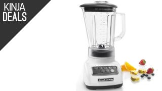 Save An Extra $10 on KitchenAid's Classic 5-Speed Blender