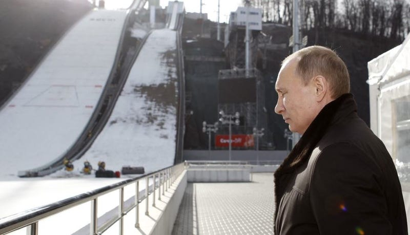 Illustration for article titled America's Olympic Delegation Is A Calculated Insult To Russia