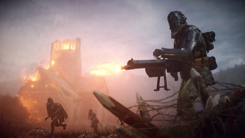 Illustration for article titled Battlefield 1 Devs Outline Future Plans, Prepare For Battlefest