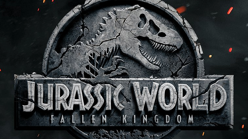 'Jurassic World 2' Reveals Official Title and First Poster