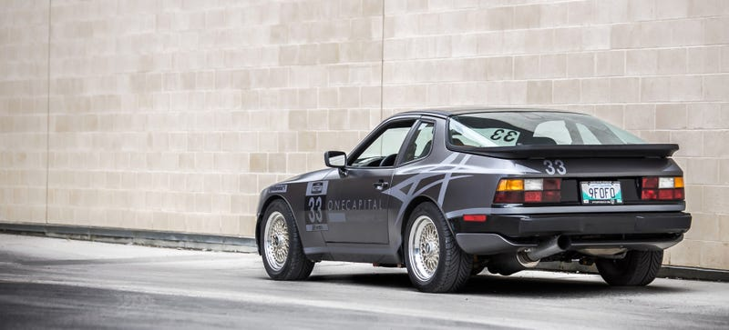 This Insane 525 HP Porsche 944 Came Back To Life After