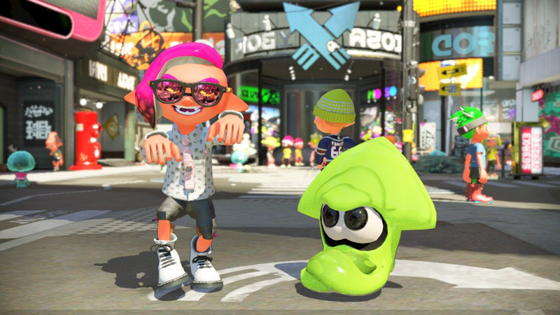 Illustration for article titled Splatoon 2 Had A Big First Week Of Sales In Japan