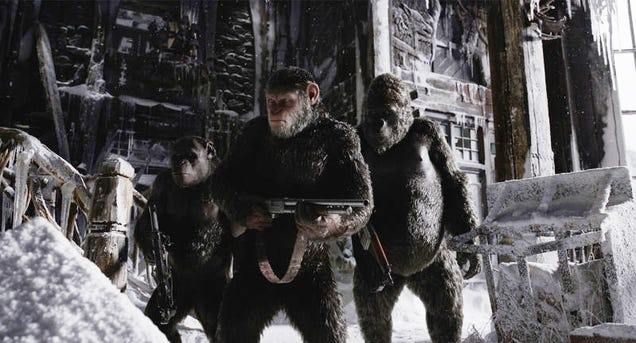 The Next Planet of the Apes Movie Will Continue  Caesar's Legacy