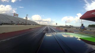 Electric Mustang 0-60 in 1.94 seconds