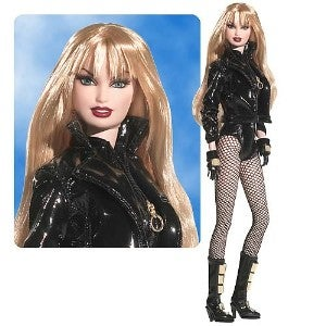 """Illustration for article titled Black Canary Barbie Is A """"Filthy"""" Girl • Marijuana Found At Indiana Girl Scout Camp"""