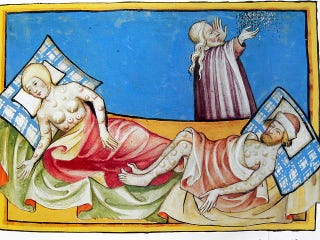 Illustration for article titled How the Black Death Advanced Medical Science, With Help From the Pope