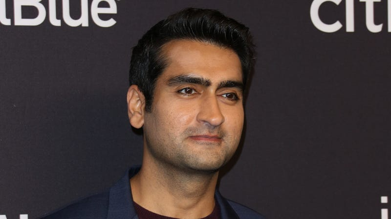 Illustration for article titled Kumail Nanjiani is joining the Men In Black