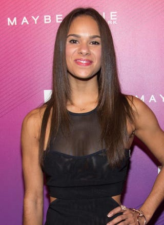 Ballet dancer Misty Copeland attends Us Weekly's Most Stylish New Yorkers of 2014 at Diamond Horseshoe at the Paramount Hotel in New York City Sept. 10, 2014. Mark Sagliocco/Getty Images
