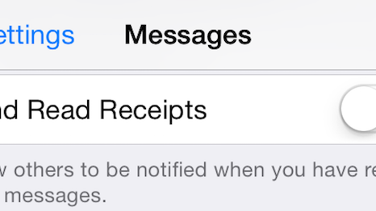 How To Prevent People From Knowing When Youve Seen A Message In Apps