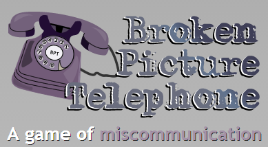 Illustration for article titled New Obsession: Broken Picture Telephone