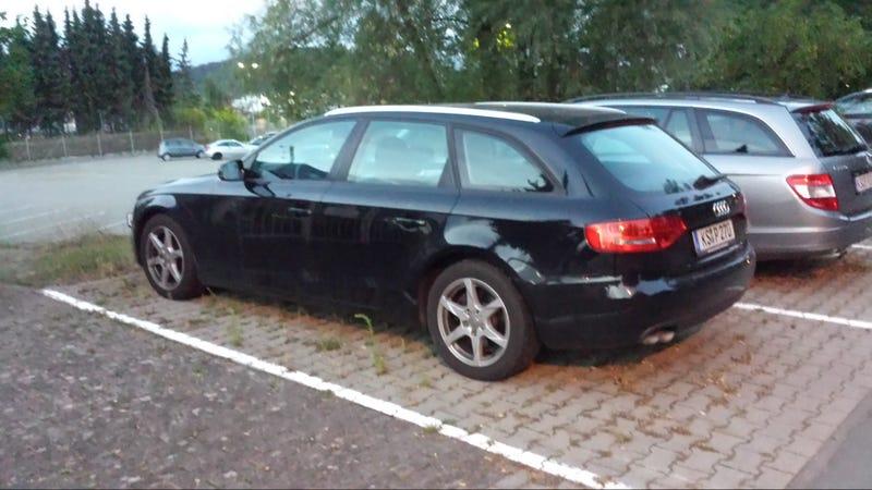 My ride while I am in Deutschland