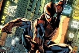 Illustration for article titled Spidey Swings Into New York's Literati