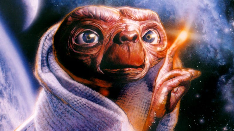 Illustration for article titled La secuela de E.T. que no llegó: el guión que hubiera arruinado a toda una generación de niños