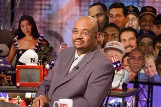 Illustration for article titled Media Approval Ratings: Michael Wilbon