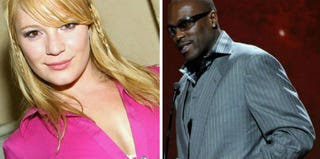 Aurora Snow (Ethan Miller/Getty Images for CineVegas); Lexington Steele (Ethan Miller/Getty Images)