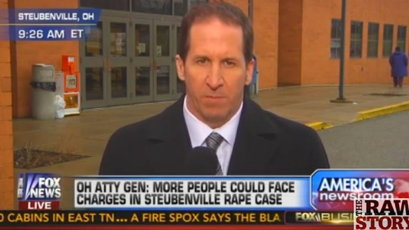 Illustration for article titled Fox News Names Steubenville Rape Victim on TV, Manages to Out-Awful Everyone