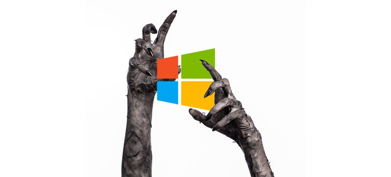 Illustration for article titled Zombie Vulnerability Affects Every Version of Windows