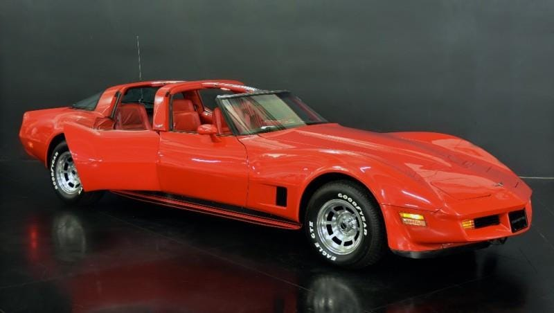 Illustration for article titled You Can Buy the 1980 Corvette Sedan of Your Dreams (???) for a Mere $217,000