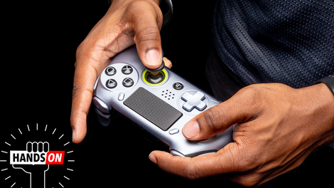 The PS4 Finally Has a Super Customizable-Controller, and It