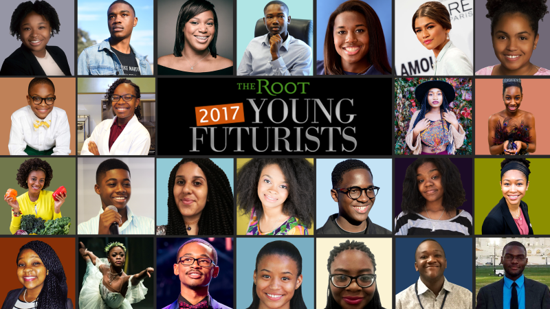 2017's Young Futurists (photo illustration by Elena Scotti/The Root/GMG)