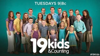 Illustration for article titled TLC Aired a 19 Kids & Counting Marathon As Duggar Molestation News Broke