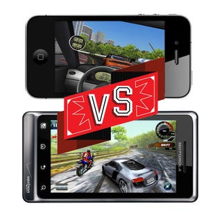 Illustration for article titled The Best Racing Game Apps