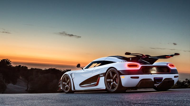 Photo: Koenigsegg One:1