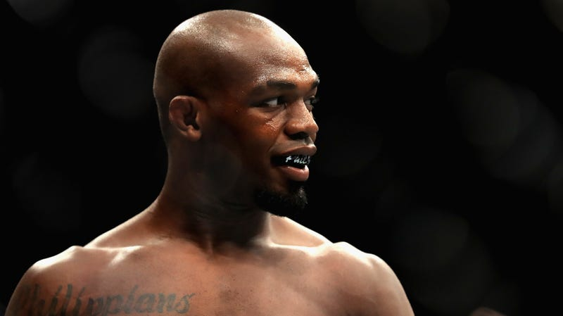 "Illustration for article titled UFC 232 Moved From Las Vegas To Los Angeles After ""Atypical"" Jon Jones Drug Test"