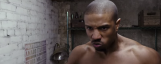 Michael B. Jordan as Adonis Johnson in CreedYouTube Screenshot