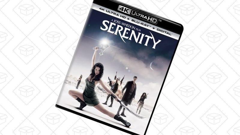 Serenity [4K] | $15 | Amazon