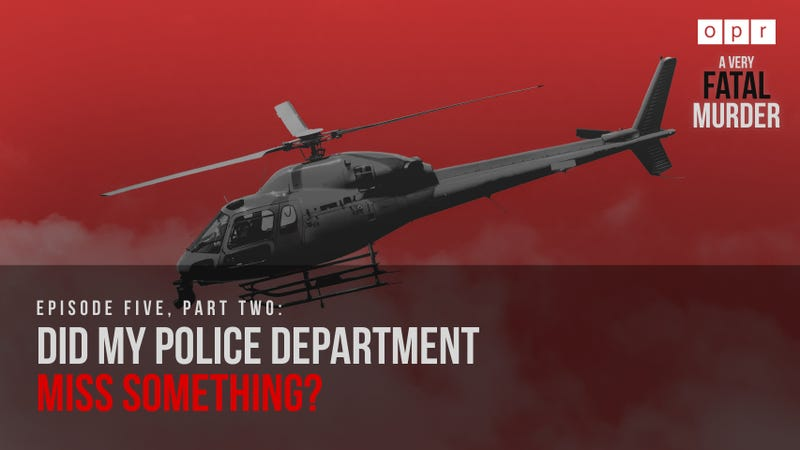 Illustration for article titled Episode 5, Part 2: Did My Police Department Miss Something?