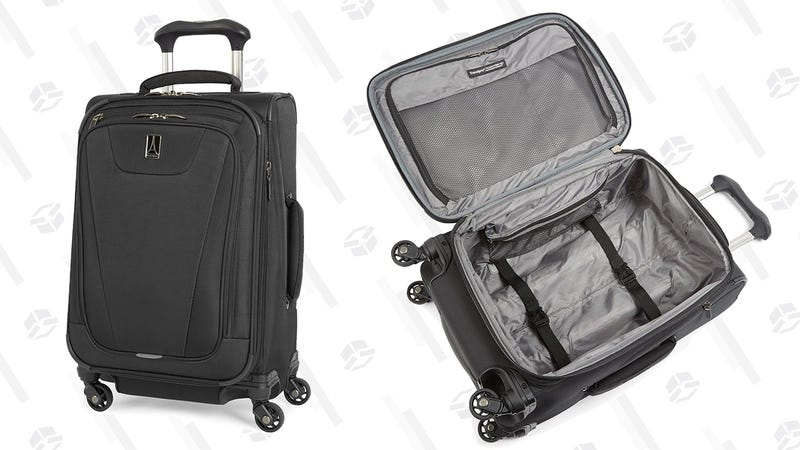 Travelpro Maxlite Pro 4 de 21''   $85   AmazonGráfico: Shep McAlluster