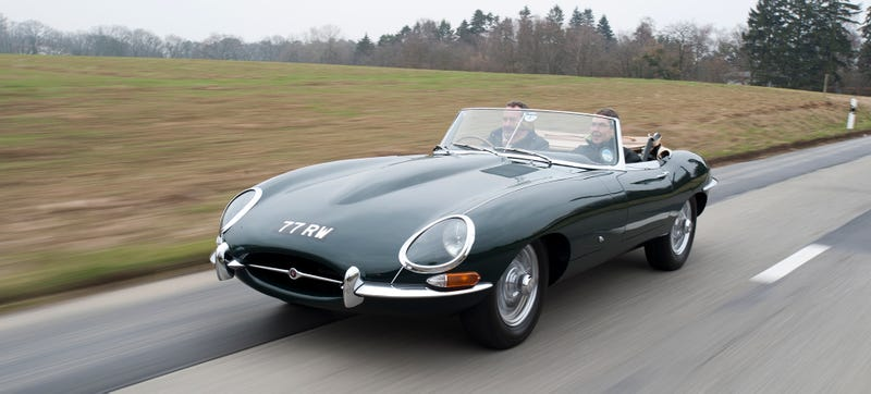 Illustration for article titled Jaguar Will Now Let You Drive A Fleet Of Their Best Vintage Cars